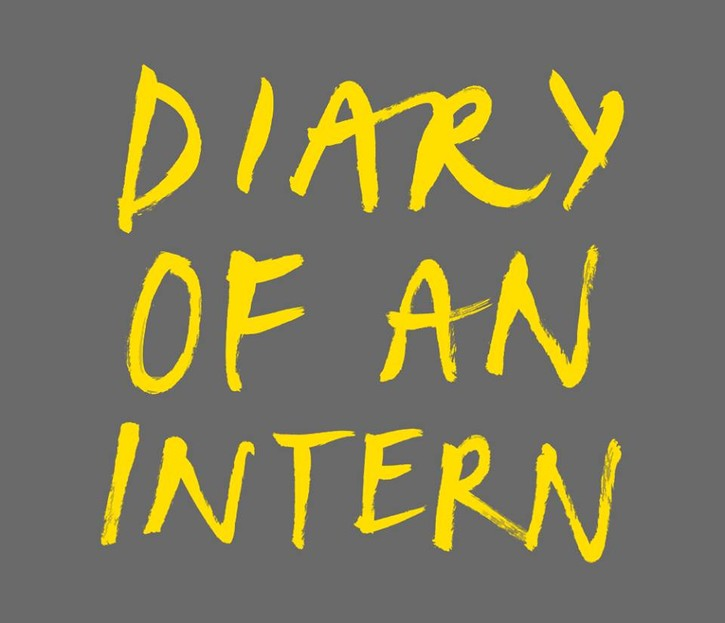 Diary of an intern
