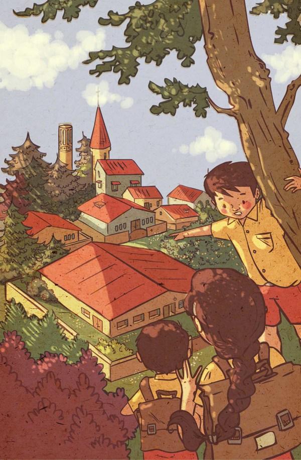 Children S Book Illustrations Lavanya Naidu Creative Safari