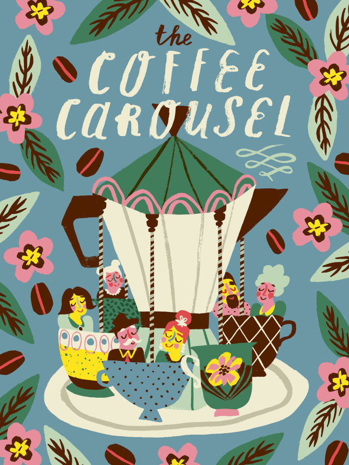 Coffee Carousel