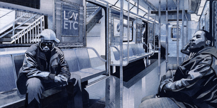 Denimu_Art_NYsubway2