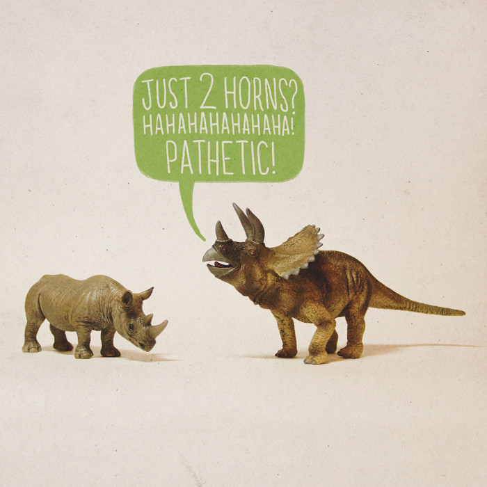 Horn-Hubris