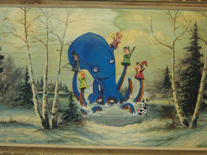 adding-characters-to-thrift-store-paintings-by-david-irvine-gnarled-branch-23