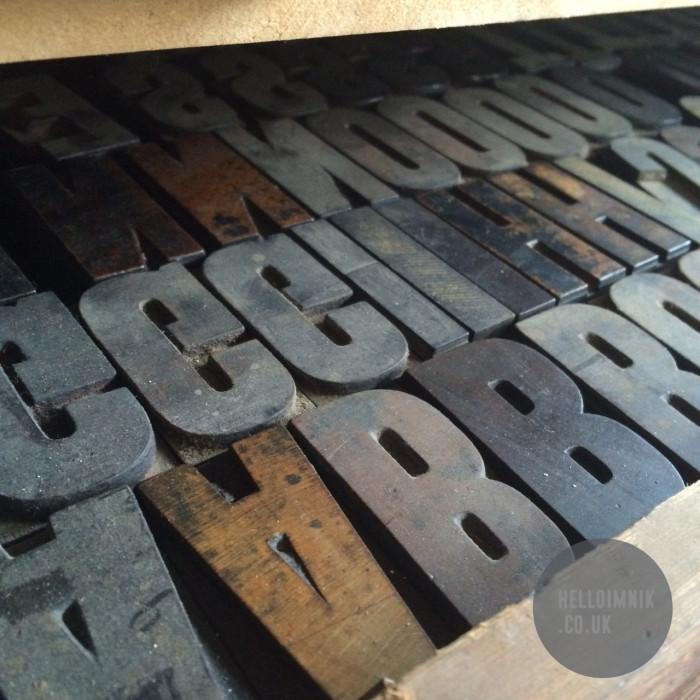 typography by helloimnik.co.uk