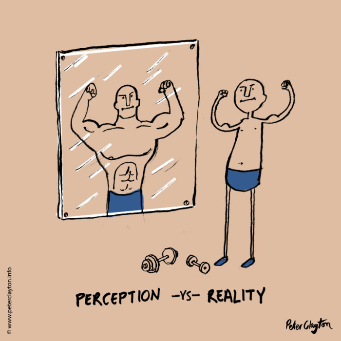 "perception versus reality essay Perception versus reality 01 and that probably contributes to the public's perception of this drumbeat of terrorism"" in reality."