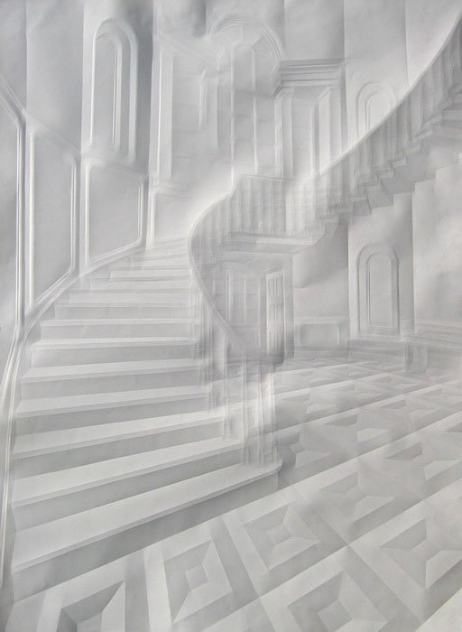 folded-paper-crease-art-reliefs-simon-schubert-1