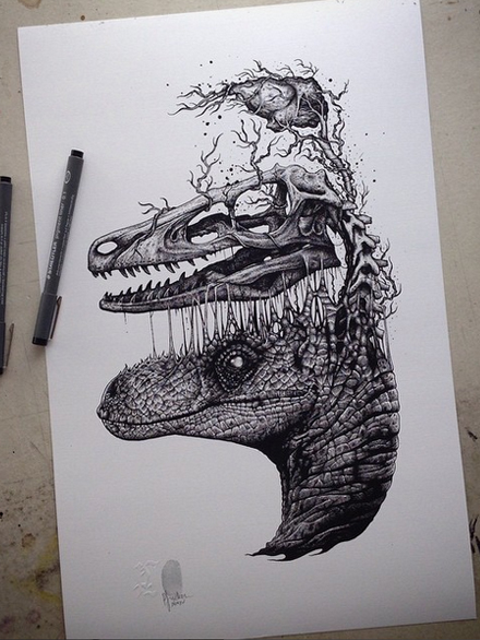 VLCRPTR sketch