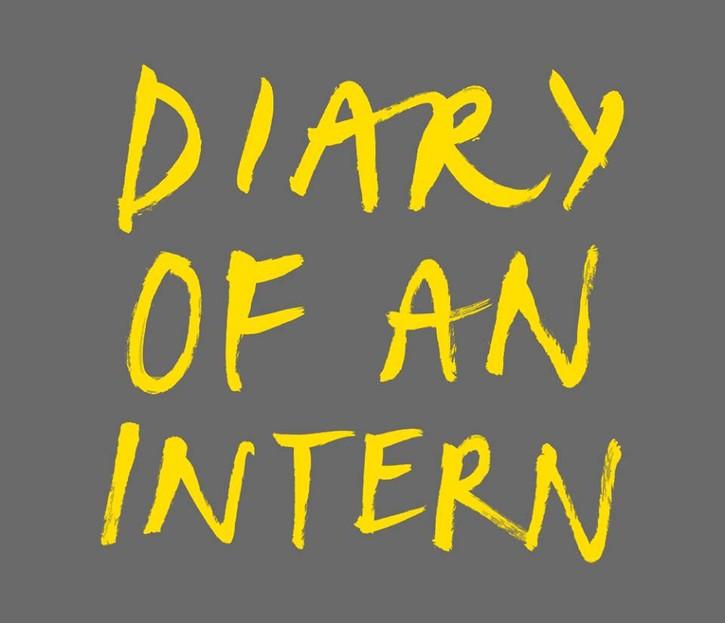 Diary of an intern