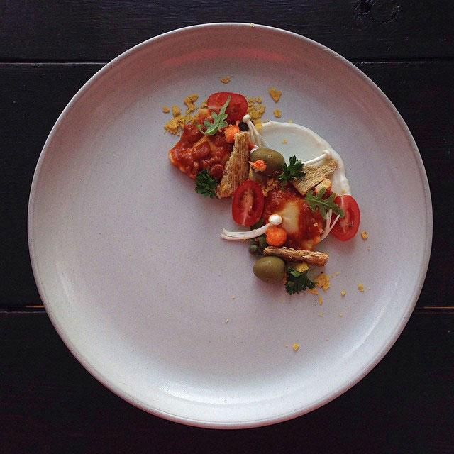 Elegant Junk Food Creative Safari