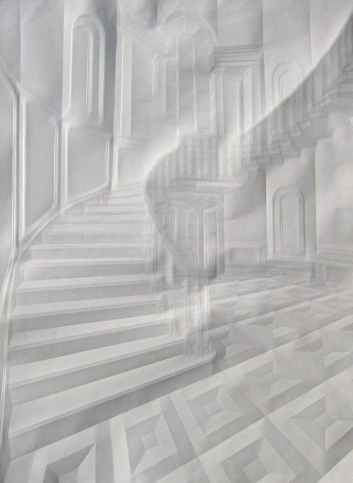 folded-paper-crease-art-reliefs-simon-schubert-1